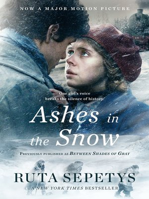 cover image of Ashes in the Snow (Movie Tie-In)
