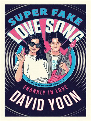 cover image of Super Fake Love Song