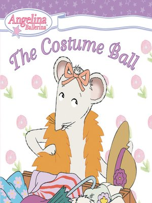 cover image of The Costume Ball