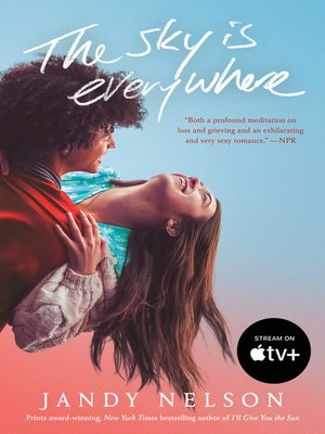 cover image of The Sky Is Everywhere