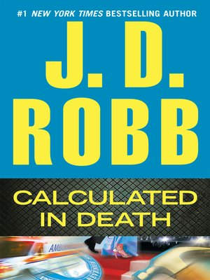 cover image of Calculated in Death
