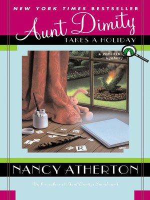 cover image of Aunt Dimity Takes a Holiday
