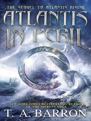 cover image of Atlantis in Peril