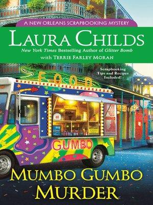 cover image of Mumbo Gumbo Murder