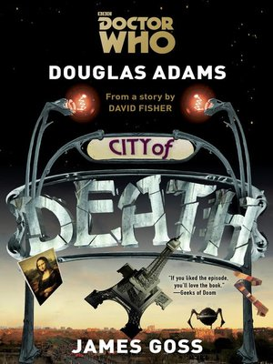cover image of Doctor Who--City of Death
