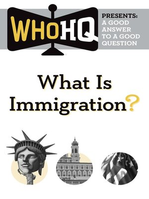 cover image of What Is Immigration?