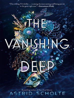 cover image of The Vanishing Deep