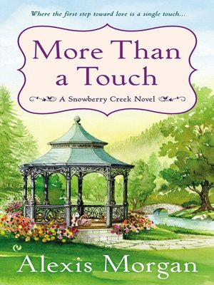 cover image of More Than a Touch