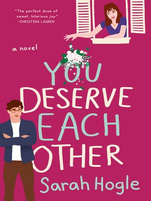 cover image of You Deserve Each Other