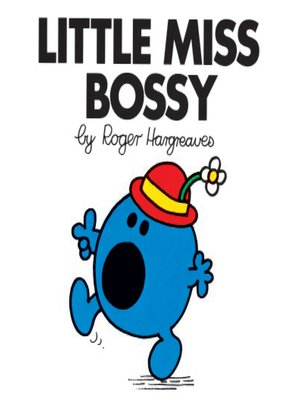 cover image of Little Miss Bossy