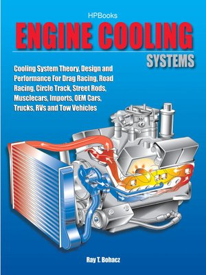 cover image of Engine Cooling Systems HP1425
