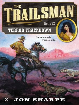 cover image of Terror Trackdown