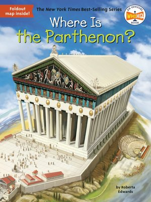cover image of Where Is the Parthenon?