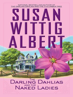 cover image of The Darling Dahlias and the Naked Ladies