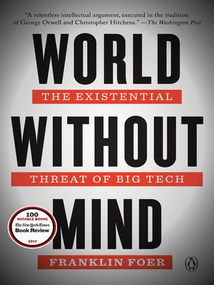 cover image of World Without Mind