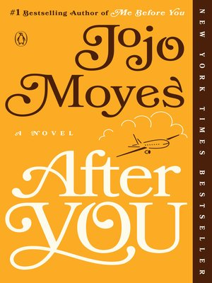 cover image of After You--A Novel