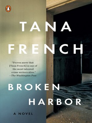 Cover image for Broken Harbor