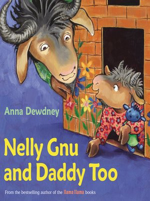 cover image of Nelly Gnu and Daddy Too