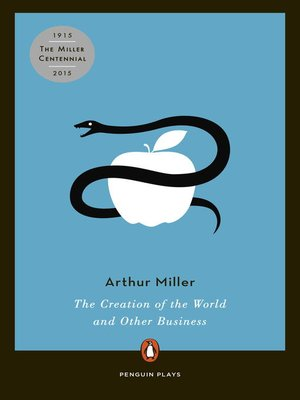 cover image of The Creation of the World and Other Business
