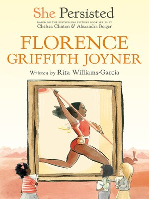 cover image of She Persisted: Florence Griffith Joyner