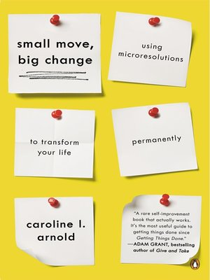 cover image of Small Move, Big Change