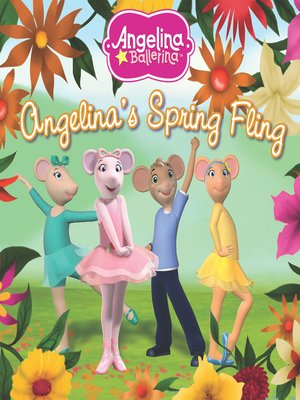 cover image of Angelina's Spring Fling