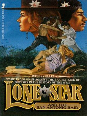 cover image of The San Antonio Raid