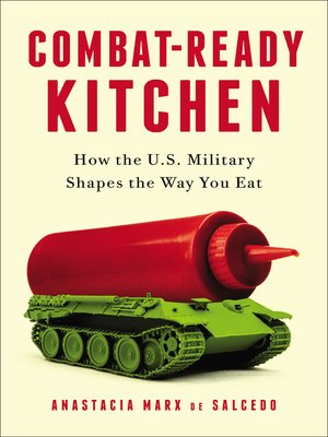 cover image of Combat-Ready Kitchen