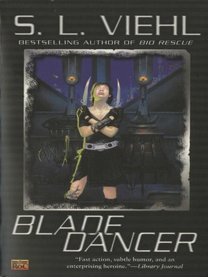 cover image of Blade Dancer