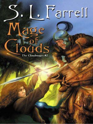 cover image of Mage of Clouds