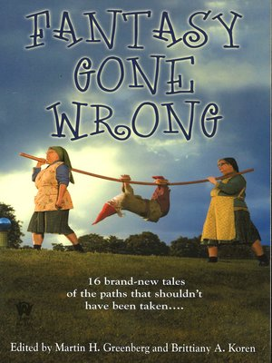 cover image of Fantasy Gone Wrong