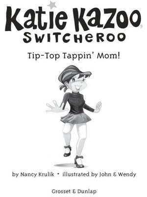 cover image of Tip-Top Tappin' Mom!