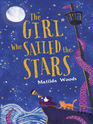 cover image of The Girl Who Sailed the Stars