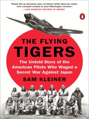 cover image of The Flying Tigers