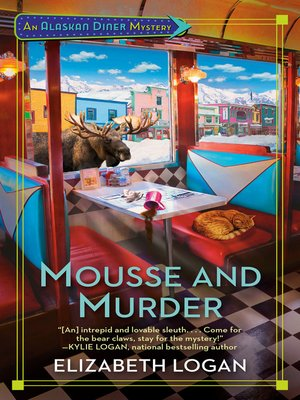 cover image of Mousse and Murder