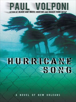 cover image of Hurricane Song