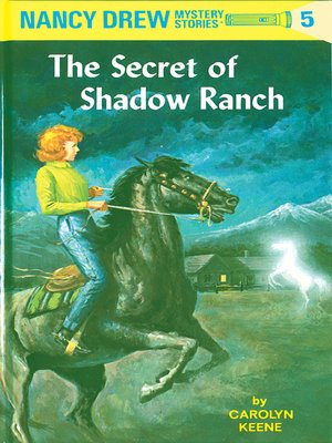 cover image of The Secret of Shadow Ranch