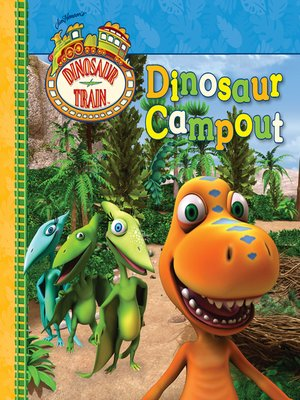 cover image of Dinosaur Campout