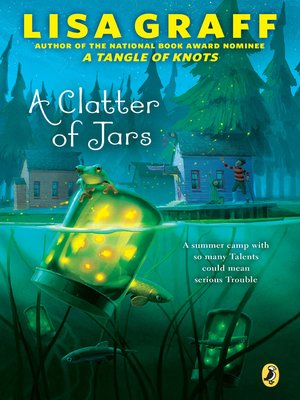 cover image of A Clatter of Jars