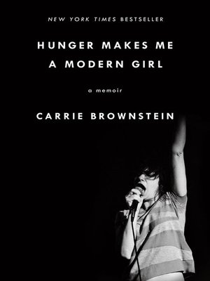 cover image of Hunger Makes Me a Modern Girl