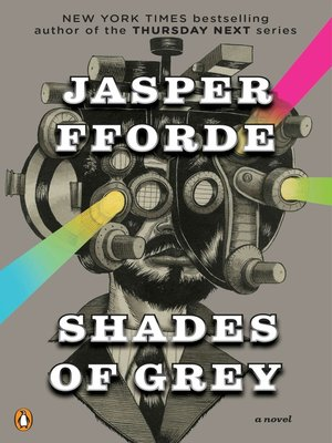 cover image of Shades of Grey