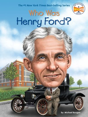 cover image of Who Was Henry Ford?