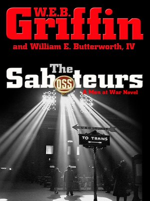 cover image of The Saboteurs