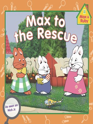 cover image of Max to the Rescue