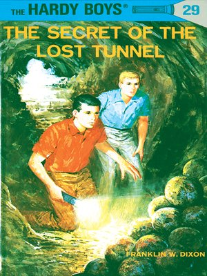 cover image of The Secret of the Lost Tunnel