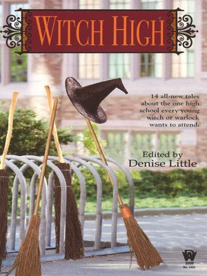 cover image of Witch High