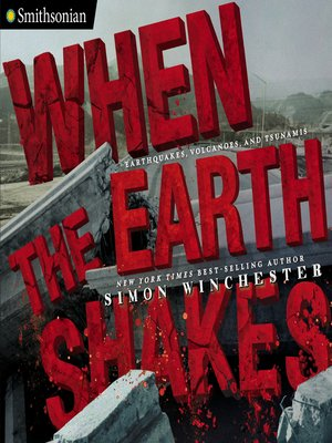 cover image of When the Earth Shakes