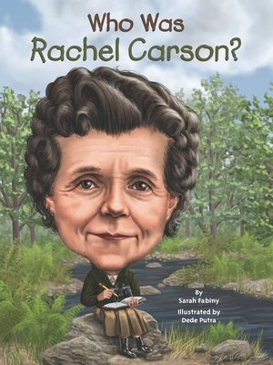cover image of Who Was Rachel Carson?