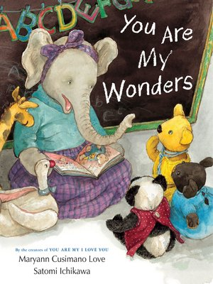 cover image of You Are My Wonders