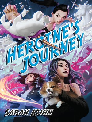 cover image of Heroine's Journey